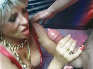 Procace bionda scopa il sesso anale video gratis suo schiavo grasso dildo